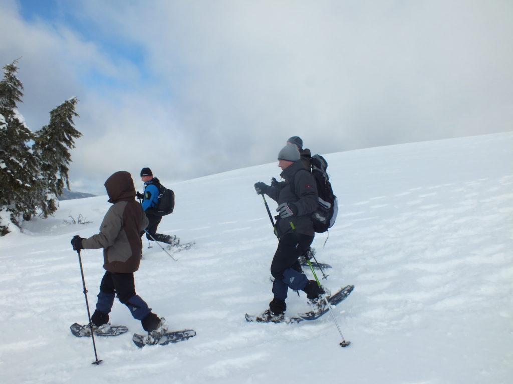 Schneeschuh Touren Schwarzwald