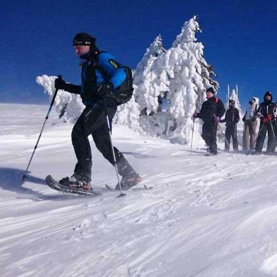 Schneeschuhtouren rund um den Feldberg