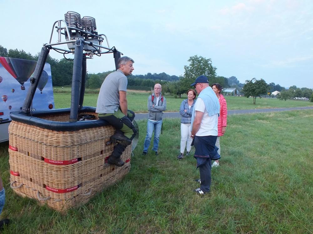 Heßluftballonfahrten Mosel