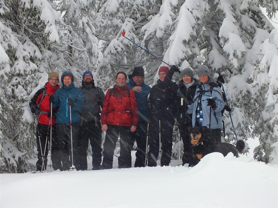 Schneeschuh-Touren im Schwarzwald