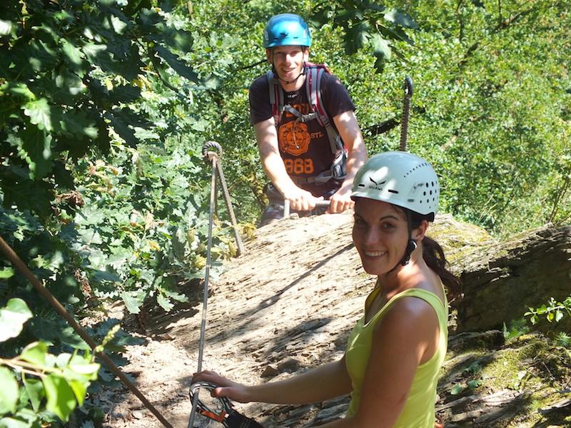 Kletterausrüstung Bielefeld : Aktivurlaub mit einem abenteuer am klettersteig