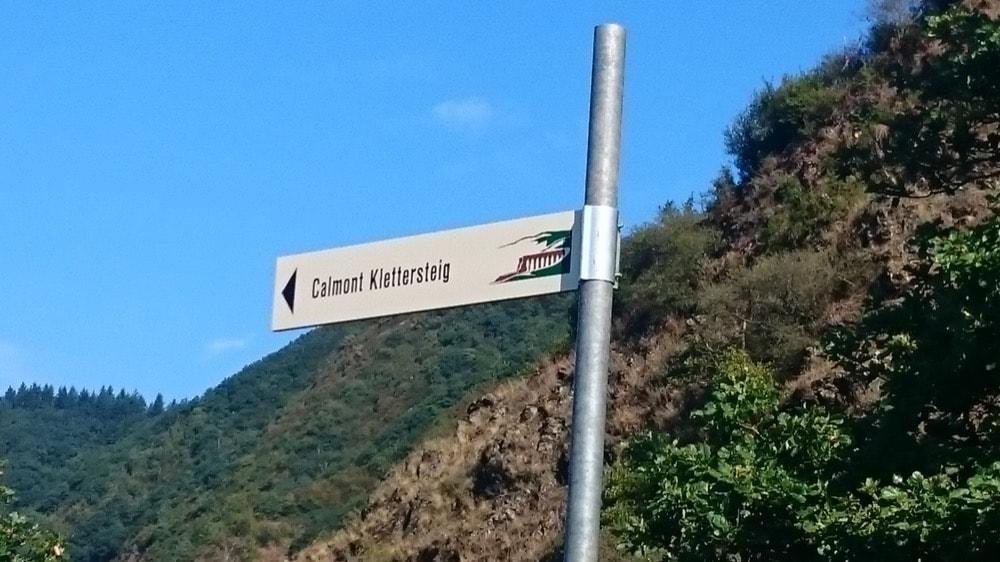 Weinbergwanderung Calmont