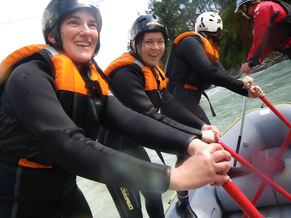 Rafting, Canyoning and more...