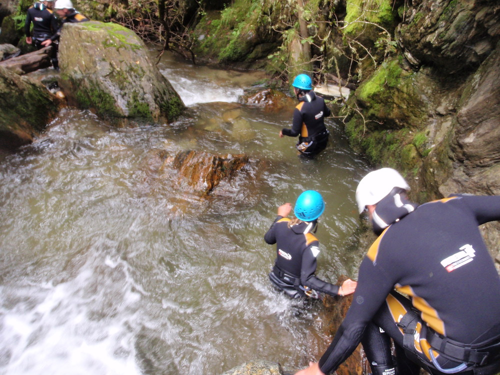 Rafting, Canyoning and more