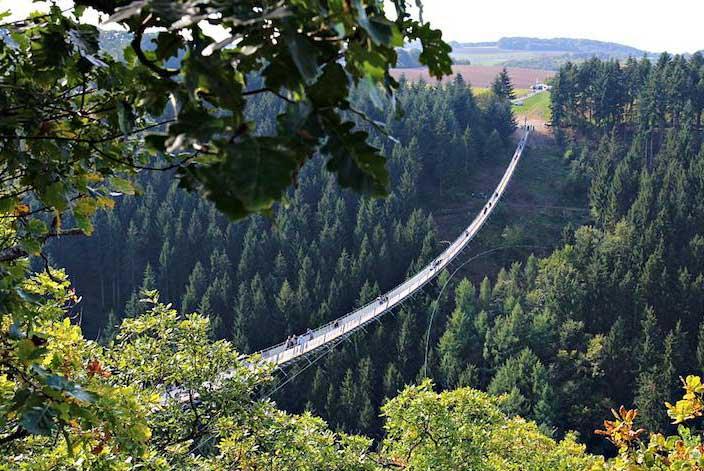 Hängeseilbrücke Mörsdorf – Die Geierlay