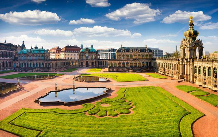 Dresden als Betriebsausflug