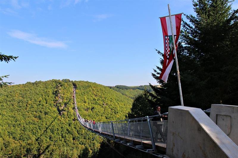 Hängeseilbrücke Mörsdorf