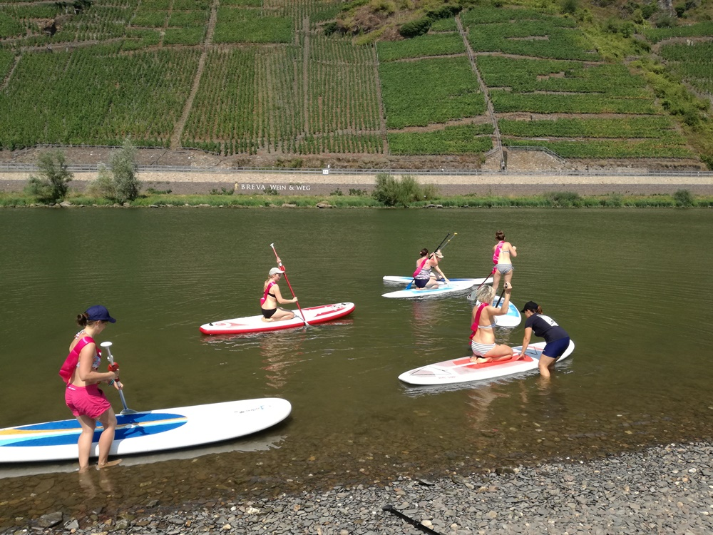 Stand Up Paddling & Winzer