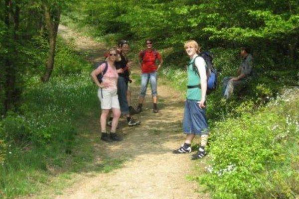 Wanderung zur Burg Eltz