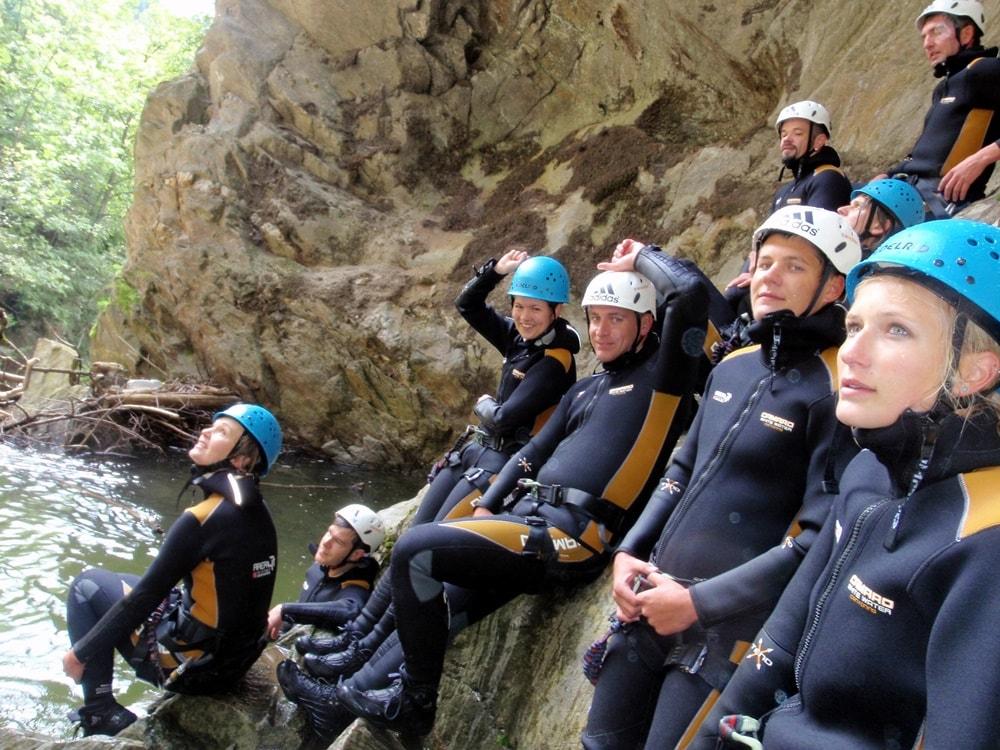 Canyoning Starter Tour