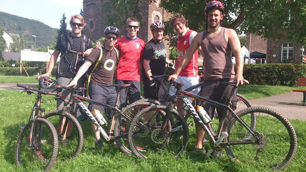 MTB Technik Kurs Basic
