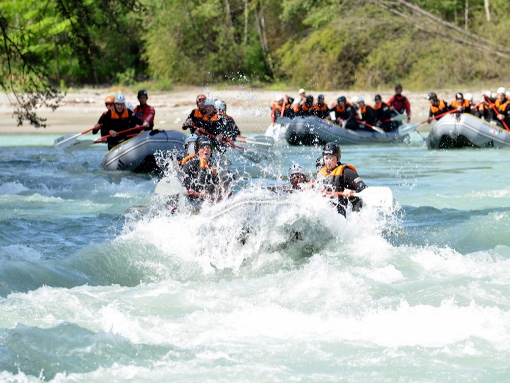 Rafting Special