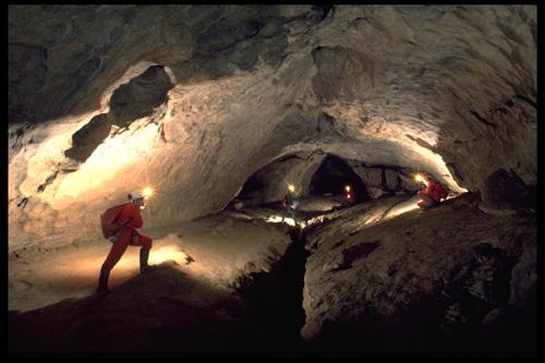 Hölloch - Tagesexpedition