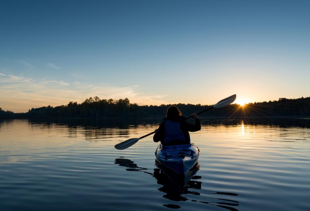 Kanutouren und Stand Up Paddling auf der Mosel