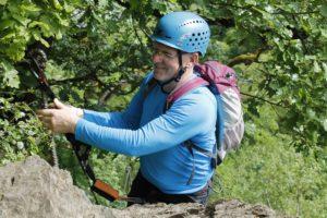 Klettersteig Pfalz : Der calmont klettersteig an mosel youtube