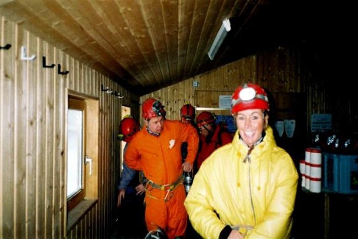 Hölloch – Mehrtagesexpedition mit 2 ÜN