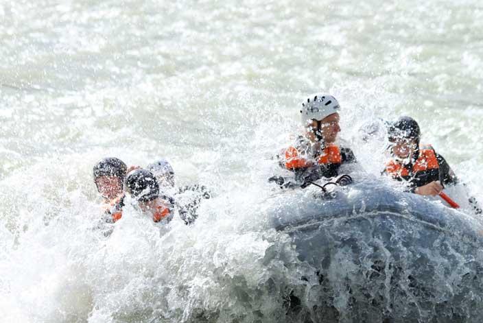 Rafting Touren