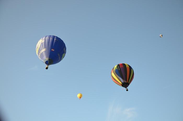 Ballonfahrten Mosel